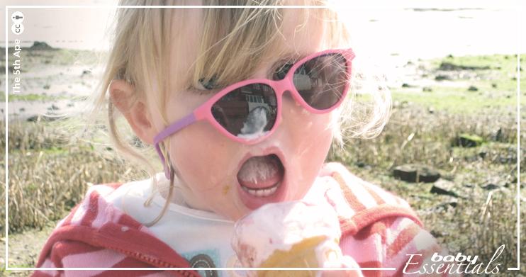 gafas de sol niños niña cuidar los ojos